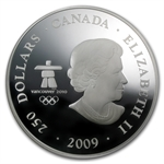 2009 Kilo Silver Canadian $250 Surviving the Flood PF70 UCAM NGC