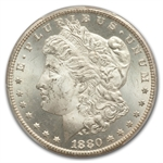 1880-CC Morgan Dollar MS-64+ Plus PCGS - GSA