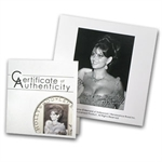 Cook Islands 2013 Silver Hollywood Legends - Claudia Cardinale