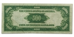 1928 (F-Atlanta) $500 FRN (Dark Seal) - PMG VF-30 EPQ