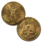 Mexico 50 Peso Gold Set (AU/BU) 1921-1931