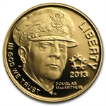 2013-W Five Star General - $5 Gold Commemorative - Proof