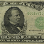 1934-A (G-Chicago) $1,000 FRN (PCGS Very Fine 25)