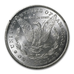 1878-CC Morgan Dollar Brilliant Uncirculated - GSA Holder