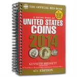 2014 Red Book of United States Coins - Bressett & Yeoman (Spiral)