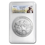 2012-P 5 oz Denali SP-70 PCGS Roosevelt Label