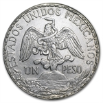 Mexico 1912 Peso Silver XF or Better Caballito