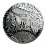 2013 10 Euro The Sower - 40th Anniv. of Pessac's Industrial Site