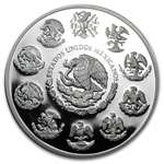 2013 5 oz Mexican Silver Libertad - Proof