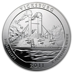 2011 Silver ATB Vicksburg, MS (Sealed Monster Box)