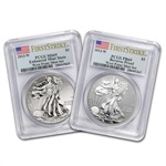 2013 American Silver Eagle West Point Set MS/PR69 1st Strike PCGS