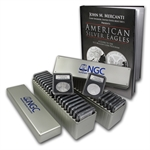 1986-2012 Silver Eagle Set PF-70 NGC (Black Insert) Registry Set