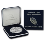 2014 1 oz Silver American Eagle (w/ U.S. Mint Box)