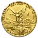 2013 1/20 oz Gold Mexican Libertad (Brilliant Uncirculated)