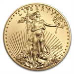 2014 1/2 oz Gold American Eagle (w/ U.S. Mint Box)