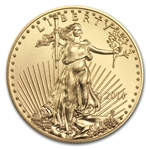 2014 1/10 oz Gold American Eagle (w/ U.S. Mint Box)