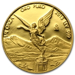 2013 1/4 oz Gold Mexican Libertad - Proof
