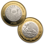 Numismatic Heritage Of Mexico - Series I
