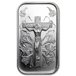 1 oz Jesus Silver Bar