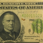 1934 (K-Dallas) $500 FRN (Very Fine Net)