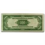 1934-A (G-Chicago) $500 FRN (Very Fine+)