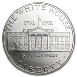 1992-D White House $1 Silver Commemorative - MS-70 NGC