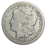 1885-CC Morgan Dollar - Good