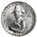 1921 Pilgrim - Almost Uncirculated