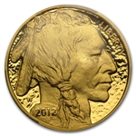 2012-W 1 oz Proof Gold Buffalo PR-70 PCGS DCAM