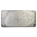 100 oz Engelhard Silver Bar (Vintage, Poured) .999 Fine