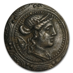 Macedon Under Rome Silver Tetradrachm (167-148BC) VF Details