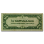1934-A (A-Boston) $1,000 FRN (Fine)