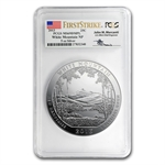 2013 5oz Silver ATB - White Mountain MS-69 DMPL(FS) PCGS-Mercanti