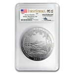 2013 5oz Silver ATB - White Mountain MS-69 PL(FS) PCGS - Mercanti