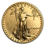 1987 MCMLXXXVII 1 oz Gold American Eagle - Brilliant Uncirculated