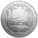 2013-P 5 oz Silver ATB - White Mountain SP-70 (FS) PCGS -Mercanti