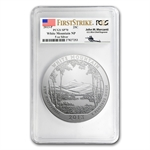 2013-P 5 oz Silver ATB - White Mountain SP-70 (FS) PCGS-Mercanti