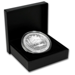 2013-P 5 oz Silver ATB - White Mountain (W/Box & Coa)