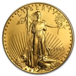 1993 1 oz Gold American Eagle - Brilliant Uncirculated