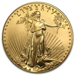 1998 1 oz Gold American Eagle - Brilliant Uncirculated