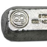 5 oz AG Silver Bar .999 Fine