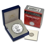 2013 10 Euro Silver Proof Legendary Collection - Francis I