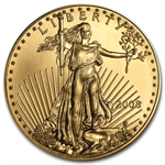 2008 4-Coin Gold American Eagle Set - Brilliant Uncirculated