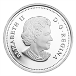 2013 1 oz Silver Canadian $20 Group of Seven - J.E.H. MacDonald