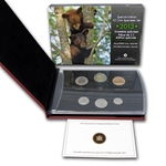 2013 Special Edition $2 Specimen Set - Black Bear Cubs - RCM