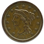 1808-1857 Large Cents (VF-XF)