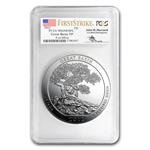 2013 5oz Silver ATB - Great Basin MS-69 DMPL (FS) PCGS - Mercanti