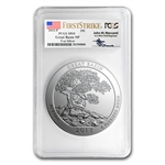 2013-P 5 oz Silver ATB - Great Basin SP-69 (FS) PCGS-Mercanti