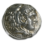 Macedonian Tetradrachm of Alexander III (336-323BC) NGC MS