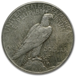 1925 Peace Dollar NGC - Certified From the Binion Collection